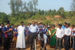 Inauguration of NSS Annual Special Camp