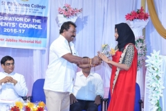 Inauguration of Students Council