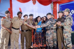 Valedictory Function of Annual Training Camp